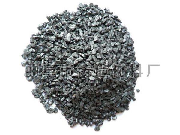 强烈增加石墨化核心,大幅提高石墨球形成数量,细化石墨球,促进球铁中石墨趋于完整