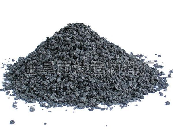 增碳剂特点本身选择纯净的含碳石墨化物质,降低生铁里过多的杂质,增碳剂选择合适可降低铸件生产成本